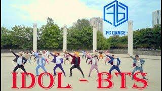 BTS (방탄소년단) - 'IDOL (아이돌)' Dance Cover @ FGDance from Vietnam