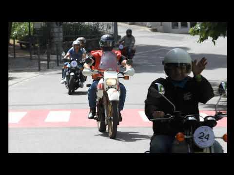VIDEO 3° S -Day - Motogiro d'Epoca