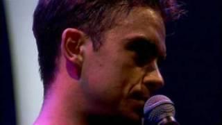 Robbie Williams My Way Frank Sinatra Cover