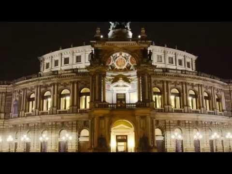 Opera House Semperoper in Dresden in 5 Minutes HD
