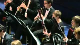 Shostakovich - Symphony No. 10 - 2nd movement - BBC Proms 2010 - Australian Youth Orchestra