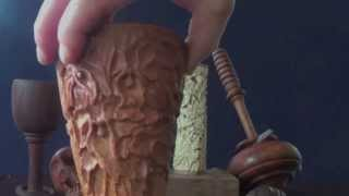 Diy- Bone, Wood And Antler Carvings And Lathe Projects- My Recent Creations
