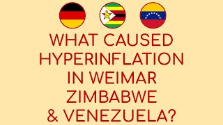 What Caused Hyperinflation In …
