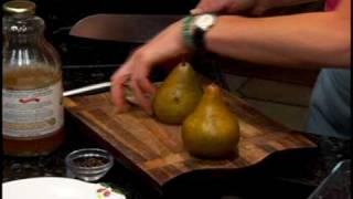 Andrea Beaman: Sweet Baked Pear Recipe (daily Dish)