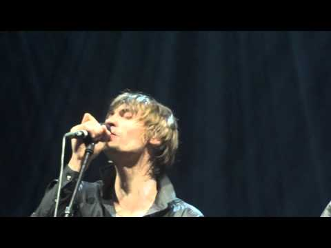Mando Diao - Snigelns Visa live in Munich 2011 (new song!)