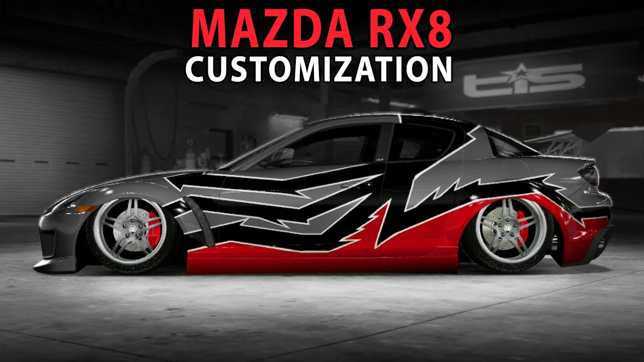Midnight Club La Mazda Rx8 Nfs Mw Izzy