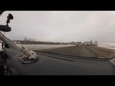 В глубь Костромской области, обновлённые дороги!