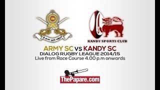 Army SC vs Kandy SC