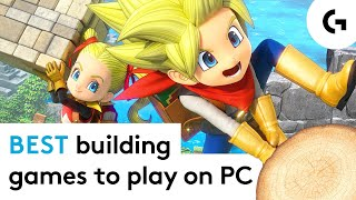 Best building games oฑ PC
