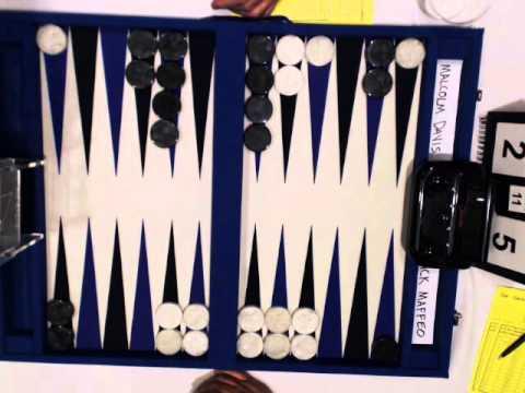 LA Open 2015 Super 32 Round 3:  Malcolm Davis vs Nick Maffeo 11 pt
