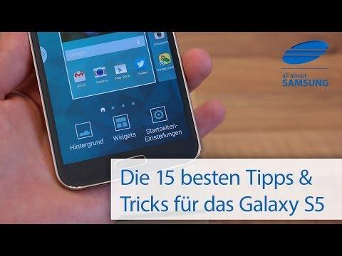 Samsung Galaxy S5: Die 15 besten Tipps und Tricks deutsch HD