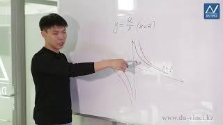 8 класс, 18 урок, Функция у=k/x, ее свойства и график