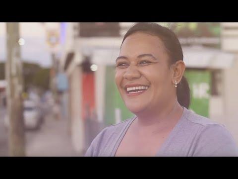 In Tonga… What