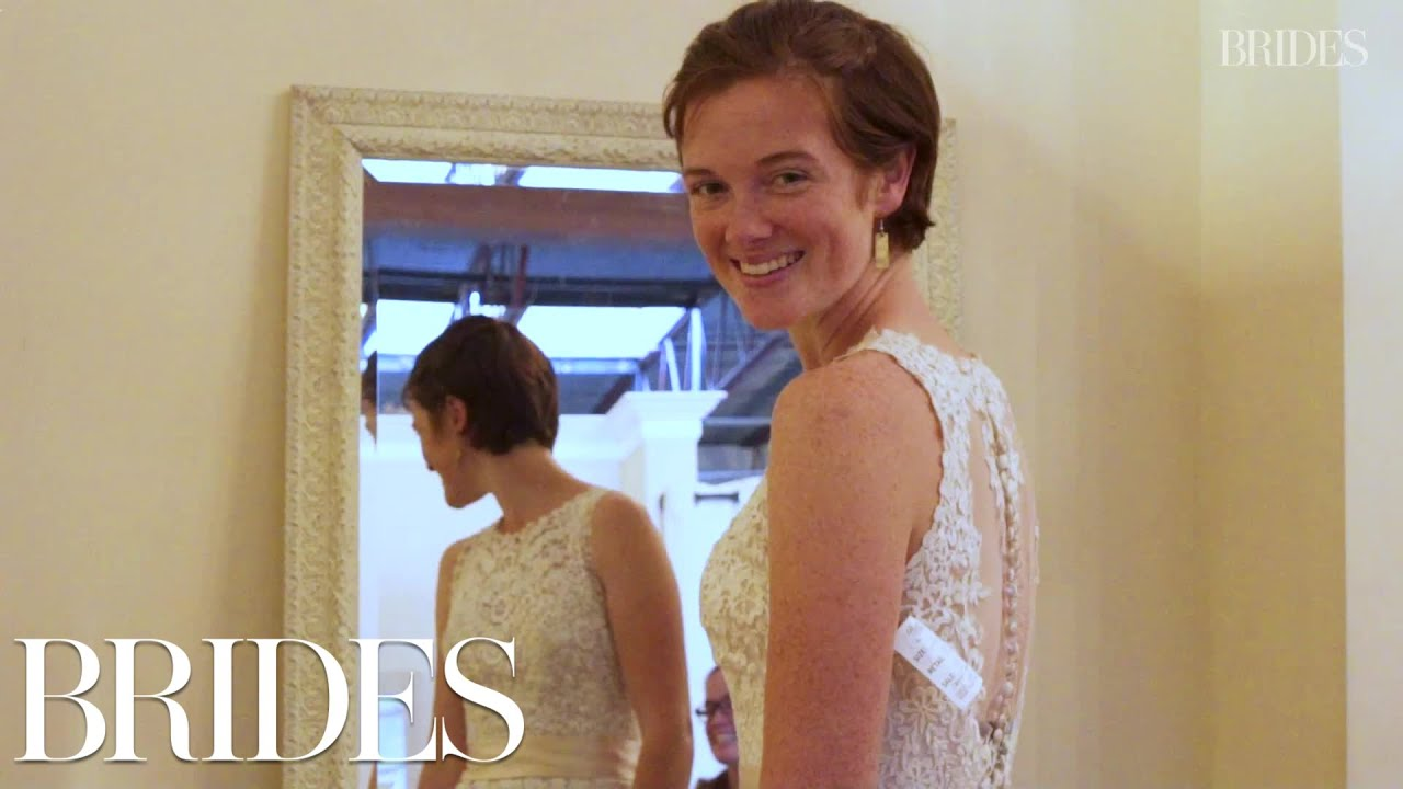 Inside the Charity Shop Where Wedding Gowns Get a Second Life ...