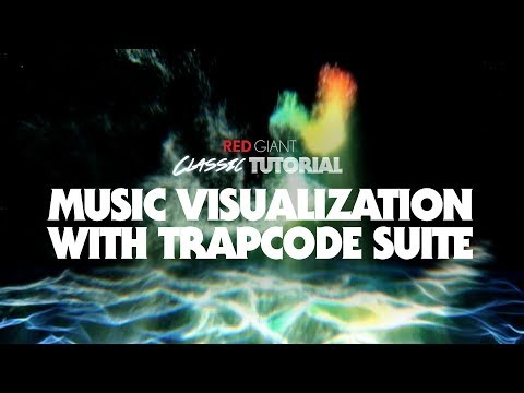 Classic Tutorial | Music Visualization with Trapcode Suite