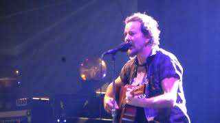 Just Breath, Pearl Jam, Madcool festival 2018-07-12