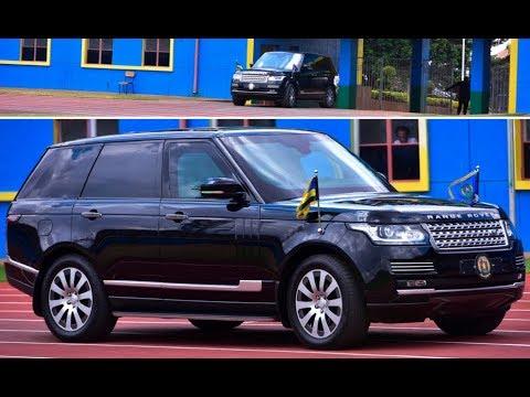 Range Rover Inside 2017