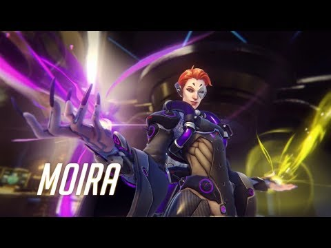 [OVERWATCH] Moira Reveal Trailer - Redux
