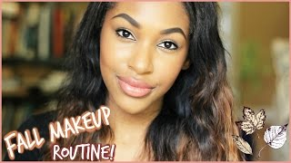 Fall Makeup Routine! Everyday Tutorial Thumbnail