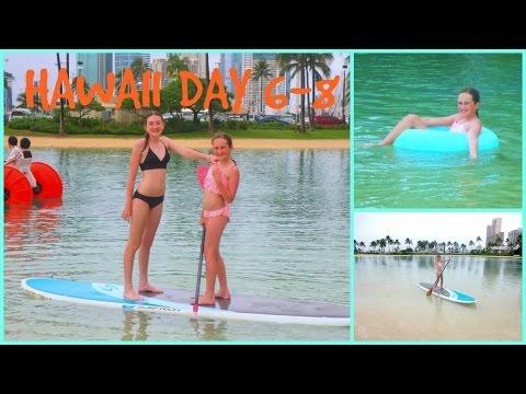 Hawaii Vacation Vlog - Day 6-8 Waikiki