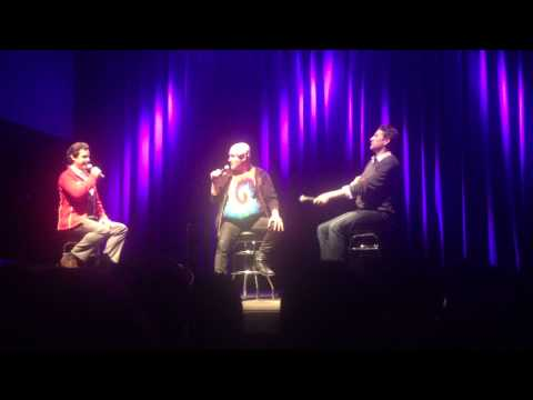 Comedy Bang Bang Live Tour 2013 Alan Thicke Remix