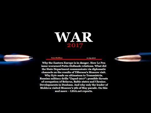 "Watchman Warning: ""Zapad 2017"" Russia - Belarus - NATO -  Drill Turns To War - Advance Warning"