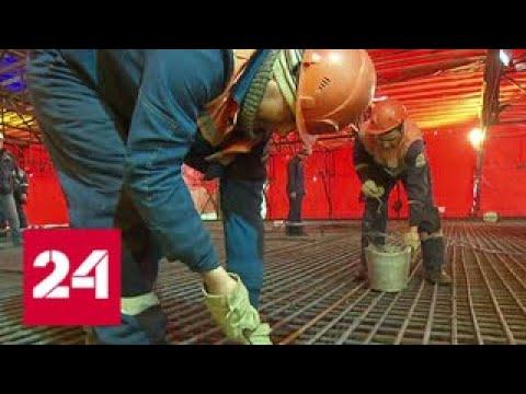 Строительство Северо-Восточной хорды: новый участок могут сдать уже ко Дню города - Россия 24