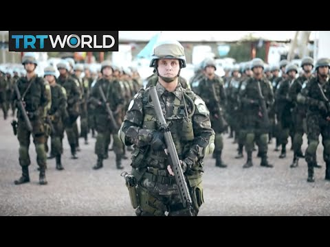 Haiti's new military