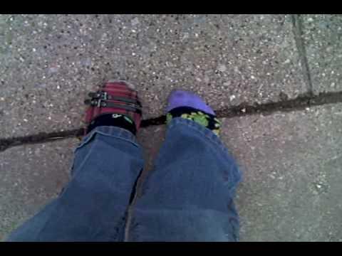 shoeless!!!