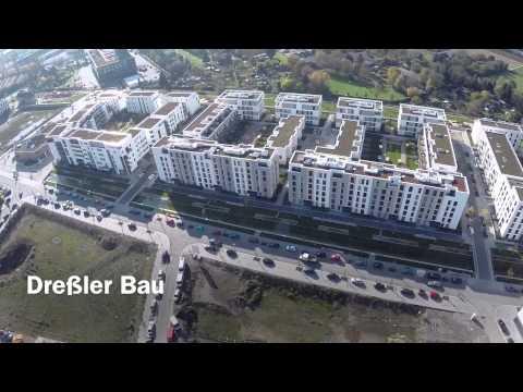 Bahnstadt Heidelberg W1.5 und Campus Gardens