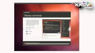 Installation et présentation de Linux Ubuntu