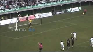 Goles Deportes Temuco, canción Arde la ciudad