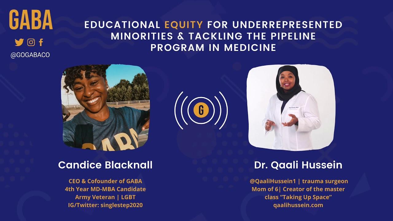 Education Equity for Underrepresented Minorities