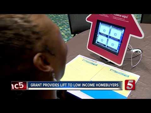 LIFT Grants Help Low Income Homebuyers