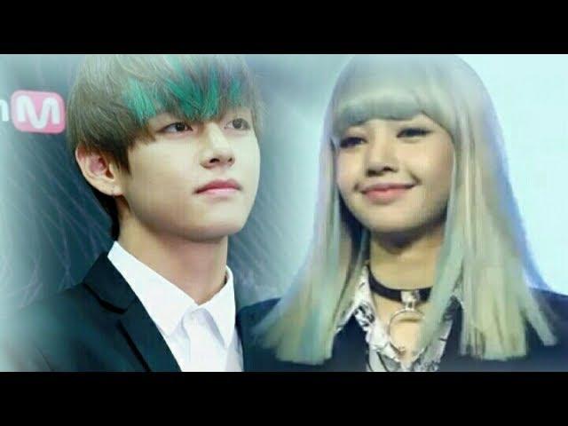 BTS V & BLACKPINK LISA - STAY MV