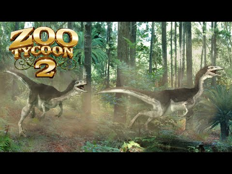 Zoo Tycoon 2: Troodon Exhibit Speed Build