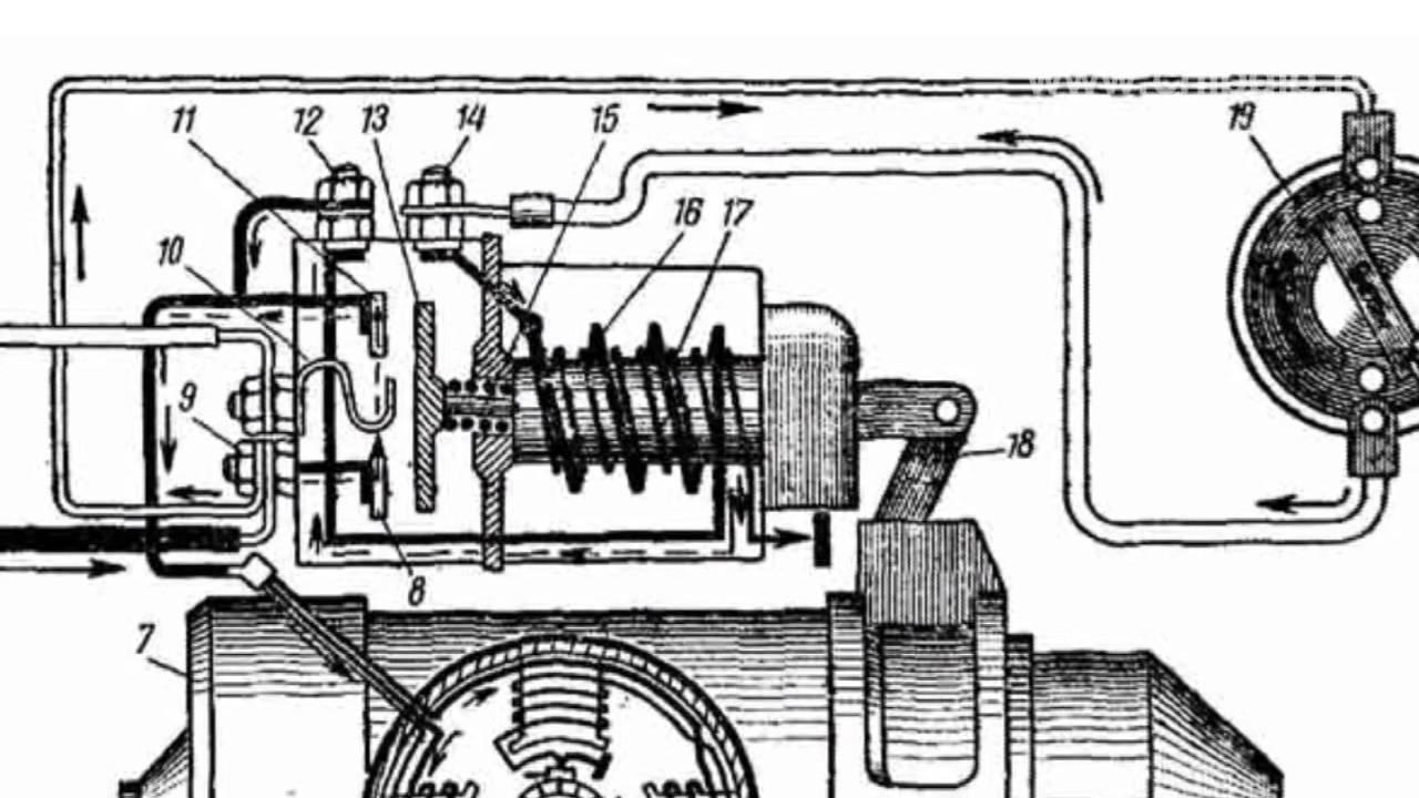 электродвигатель щёточный дк110 1000 схема