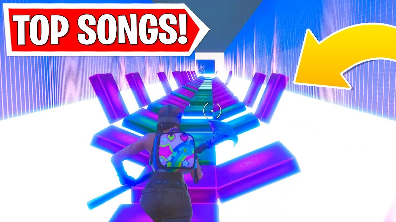 New POPULAR Fortnite MUSIC BLOCK SONG Codes... (best)
