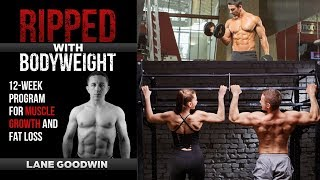 Ripped with Bodyweight Review - Build Muscle Fast, Lose Fat While You Are Building Muscle