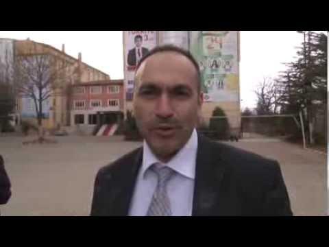 MEB'in Sunguroğlu Fen Lisesi'ndeki teftişine velilerden tepki