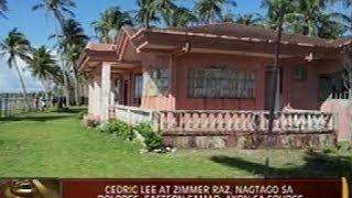 24 Oras: Cedric Lee at Zimmer Raz, nagtago sa Dolores, Eastern Samar