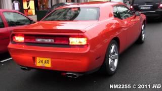 Dodge Challenger HEMI 5.7 V8 Exhaust Sound