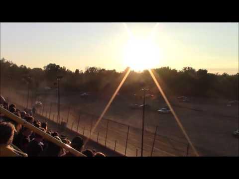Butler Motor Speedway Street Stock Heat #3 7/9/16
