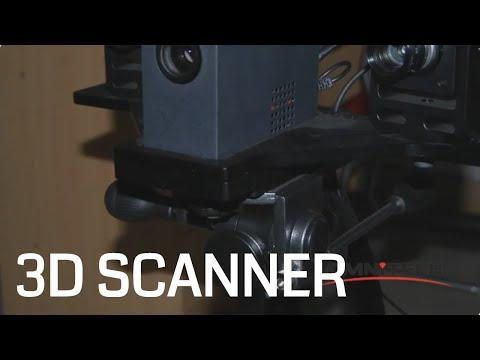 3D Scanner China/ 3D Scanning System