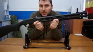 Обзор помпового ружья Remington 870 часть 1