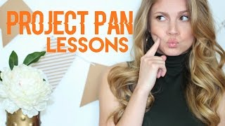 PROJECT PAN- What I've Learned//Tips & Tricks