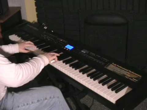 ROUTE 66 -- Jazz Scat patch Roland 700SX