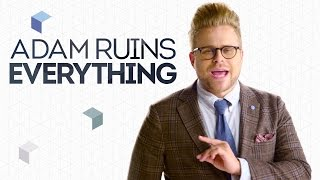 "Introducing truTV's ""Adam Ruins Everything!"" (Based On CH's Series!)"