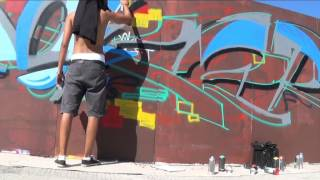 Doke Tatto Street Fest Bratislava Graffiti Video