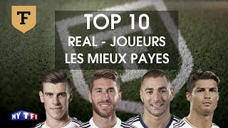 Top 10 : Les joueurs les mieux payés du Real Madrid